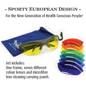 Colour Energy Eye Wear
